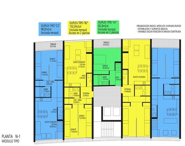Felipe nogal bravo arquitecto nogal arquitectura - Duplex en zaragoza ...